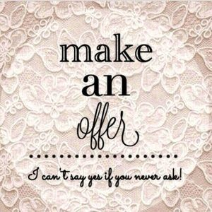 Accessories - Make me an offer!!